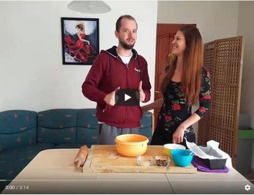 Első online főzőtanfolyam: Bakik, vicces pillanatok