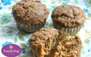 csokis sütőtökös muffin