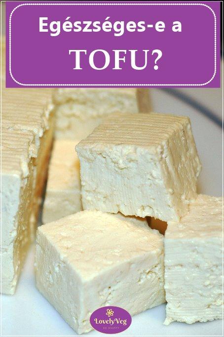 Egészséges-e a tofu?