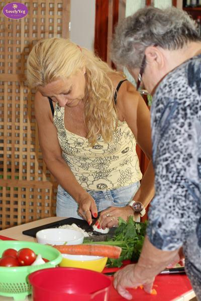 Egészséges ebéd vegán főzőtanfolyam - Nyári ízek bűvöletében