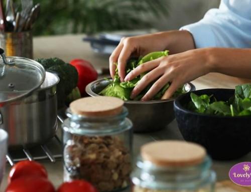 Egészséges főzés 4+1 lépésben