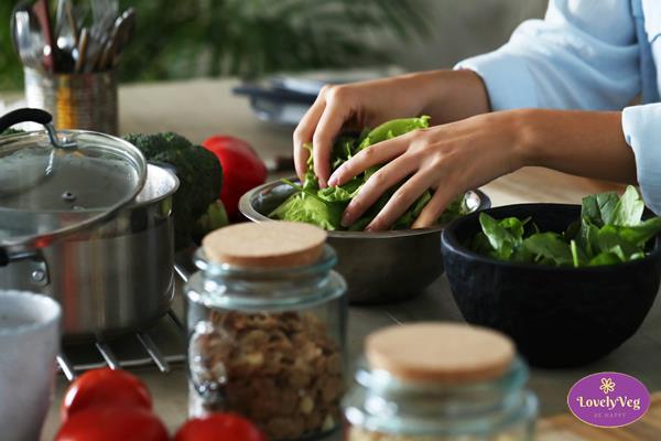 Az egészséges főzés titka: Egészséges főzés 4 + 1 lépésben