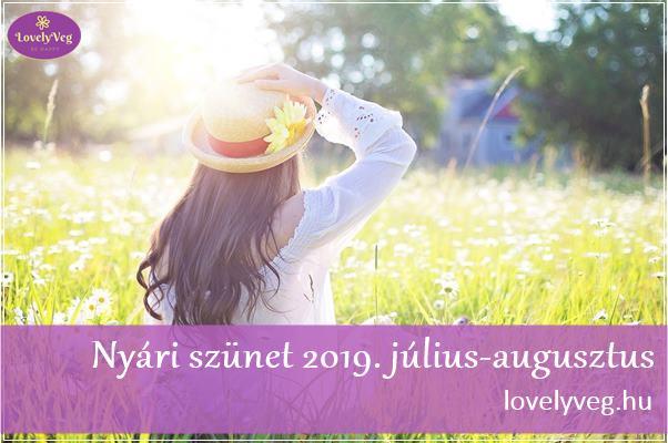 Főzőtanfolyamok nyári szünet 2019. július-augusztus