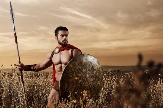 Gladiátorok étrendje - Mit ettek a gladiátorok?