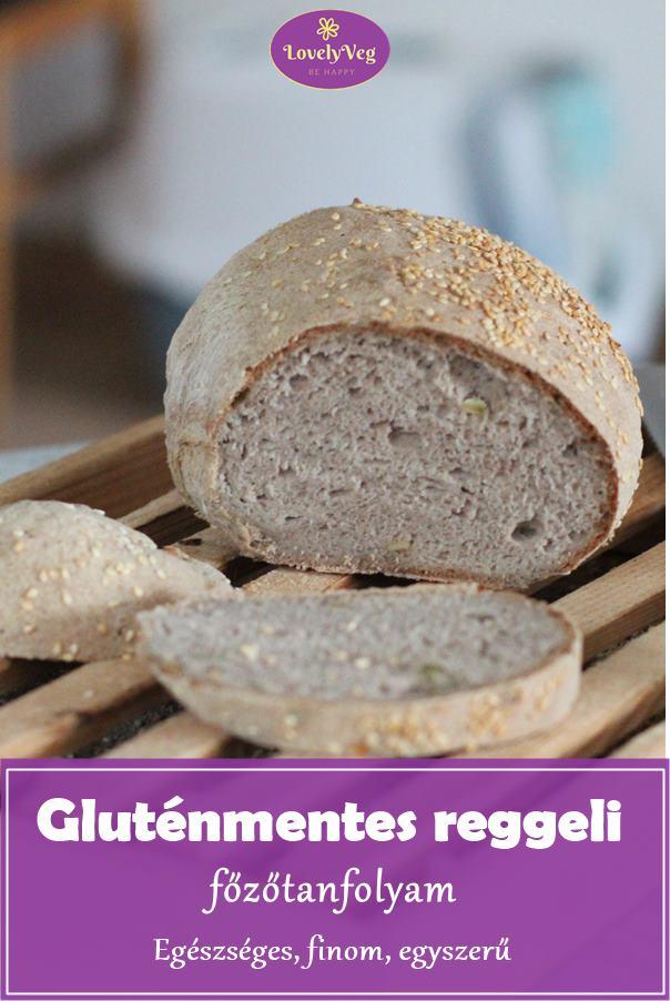 Gluténmentes reggeli főzőtanfolyam - Egészséges reggeli