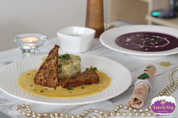 Gluténmentes vegán karácsonyi ételek online főzőtanfolyam