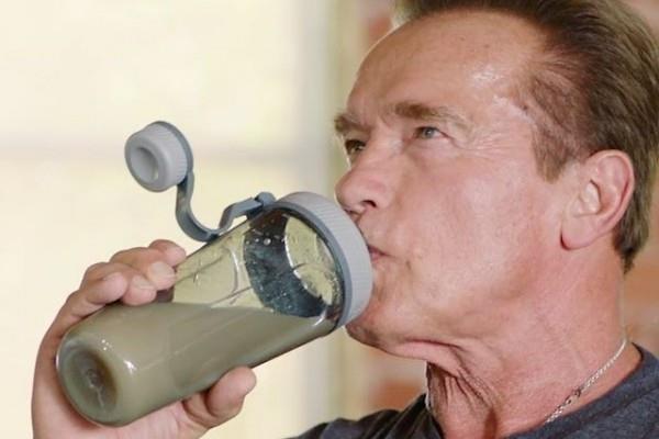 húsmentes étrendre váltott Arnold Schwarzenegger is?