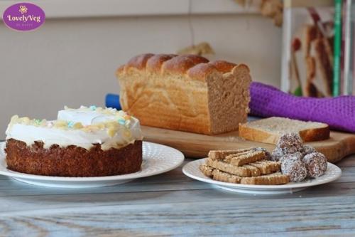 Vegán húsvéti ételek online főzőtanfolyam