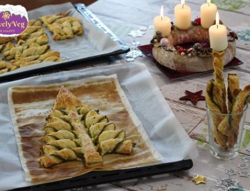 Mennyei karácsonyfa süti + 1 vendégváró finomság