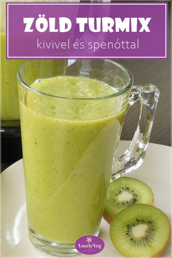 Beindítja a fogyást, és megszünteti a vizesedést: méregtelenítő zöld turmix almával