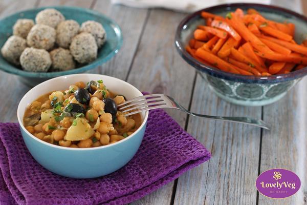 Mennyei marokkói ételek Online főzőtanfolyam