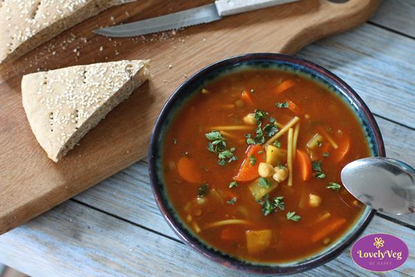 Marokkói online főzőtanfolyam - Marokkói ételek egészségesen 2. csomag