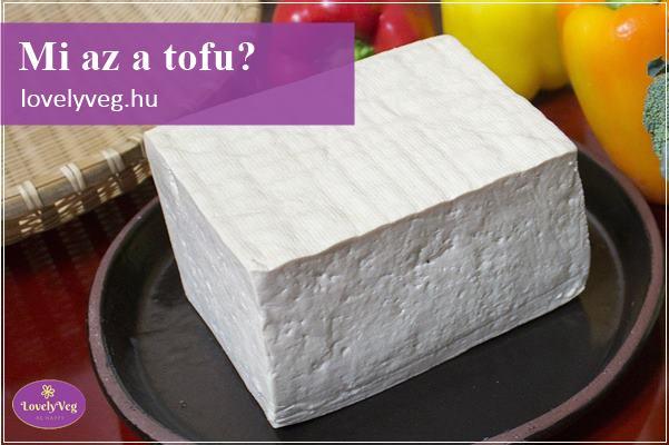 Mi az a tofu?