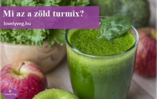 Mi az a zöld turmix?