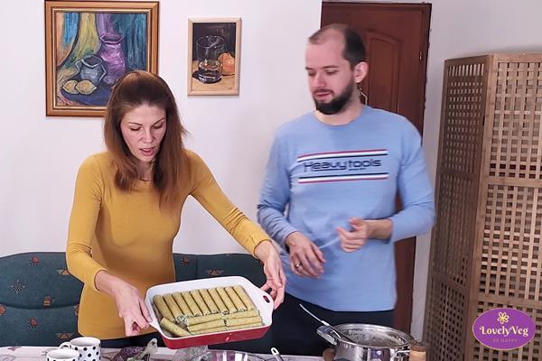 Olasz ételek vegán online főzőtanfolyam