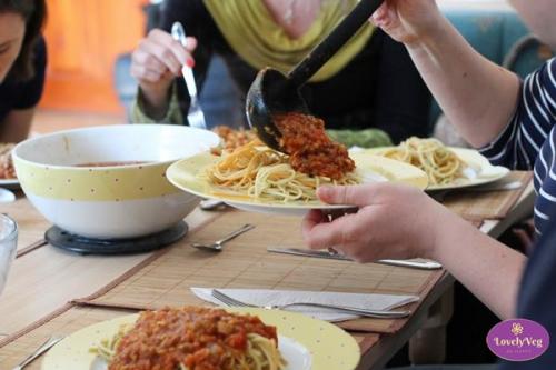 Olasz főzőtanfolyam - Olasz ételek egészségesen élmenybeszámoló képekben