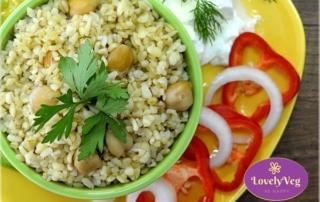 rizs helyett bulgur! Rizs vagy bulgur a jobb választás?
