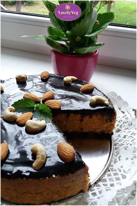 sütőtök torta sütés nélkül