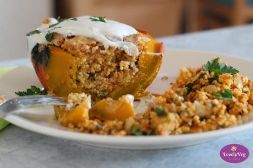 Mennyei sütőtökös ételek online főzőtanfolyam