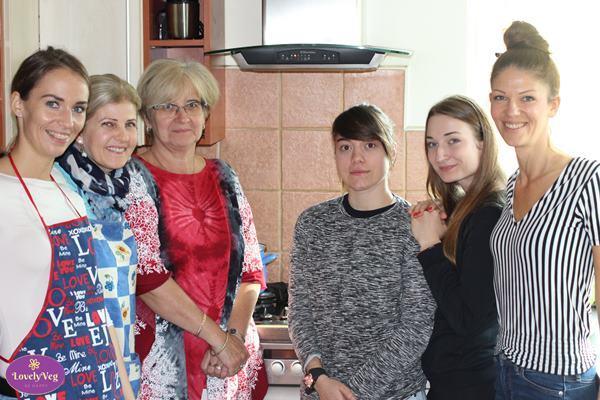 Vegán főzőtanfolyam 2020