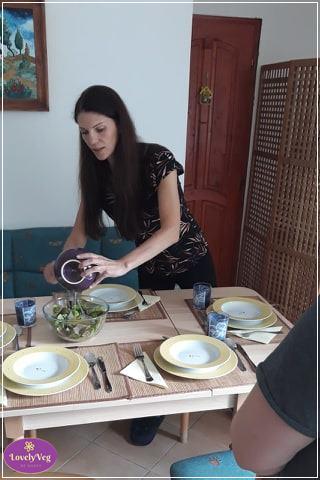 Egészséges ebéd: Tavaszi ízek bűvöletében vegán főzőtanfolyam