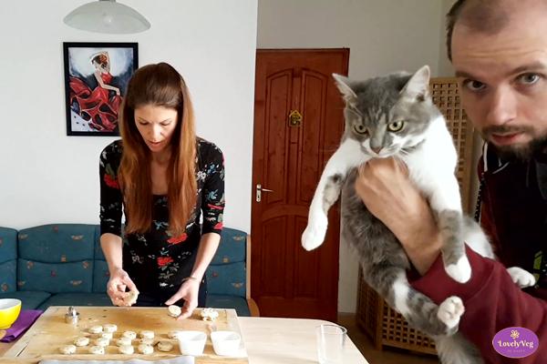 Mennyei vegán húsvéti ételek online főzőtanfolyam