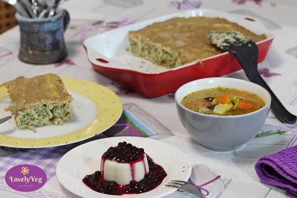 Mennyei olasz ételek egészségesen vegán főzőtanfolyam