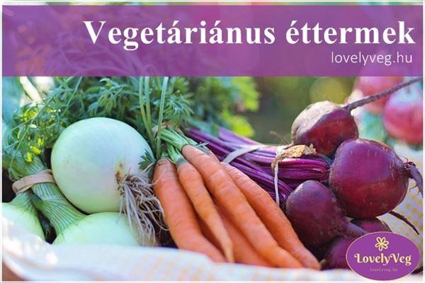 vegetáriánus éttermek